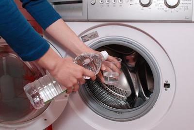Как почистить накипь в стиральной машине в домашних условиях