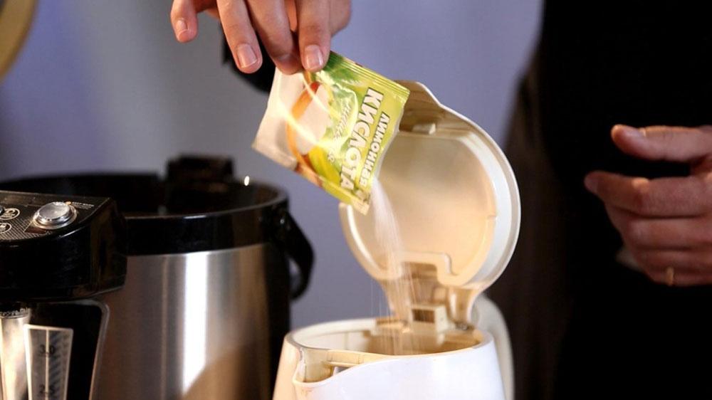 Популярные способы удаления накипи из чайника