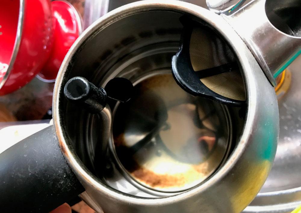 Средства для чистки накипи в чайнике