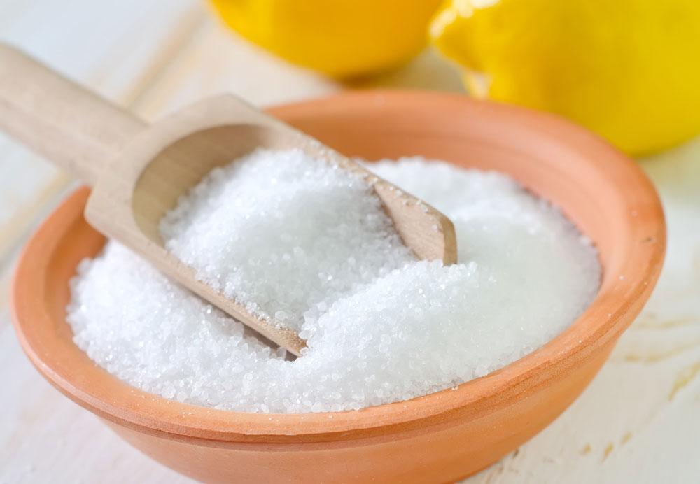 Лимонная кислота как средство от накипи