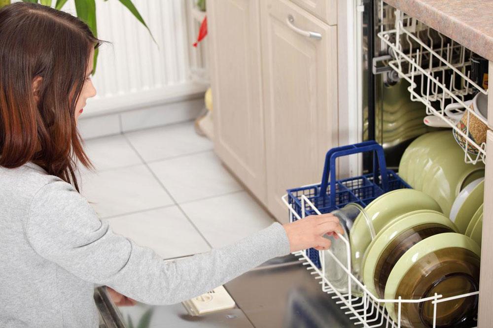 Накипь в посудомоечной машине