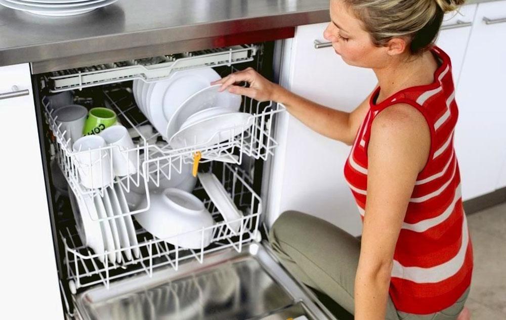 Советы по удалению накипи в посудомоечной машине