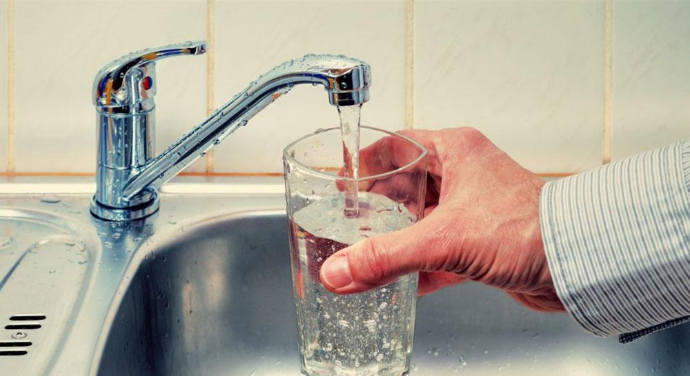 Накипь от жесткой воды