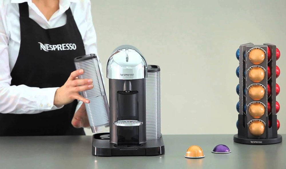 Инструкция по очистке кофемашины неспрессо