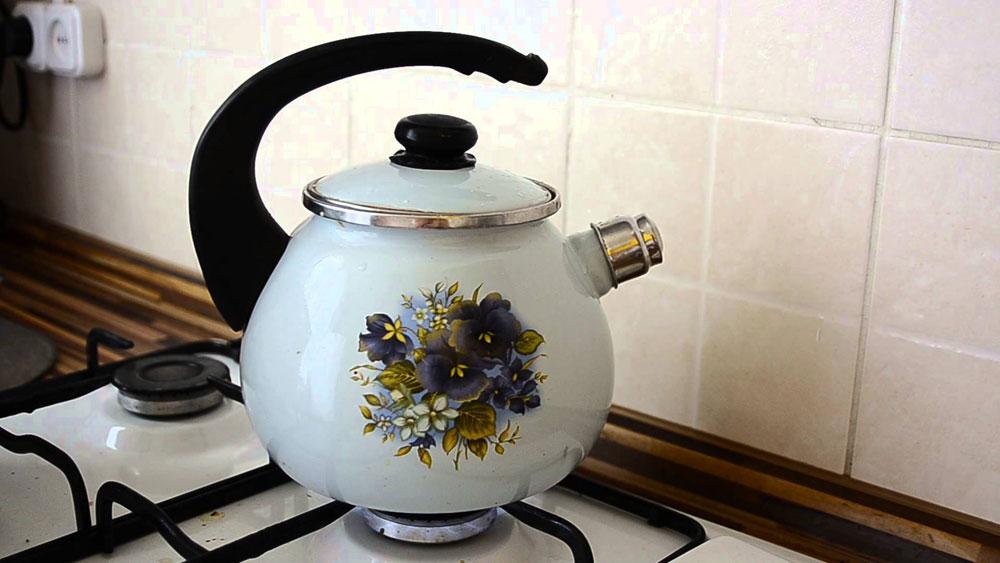 Профилактика накипи в чайнике