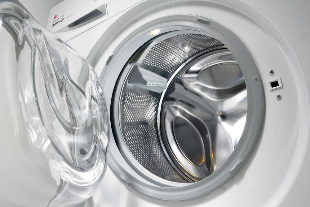 Уксус от накипи в стиральной машине