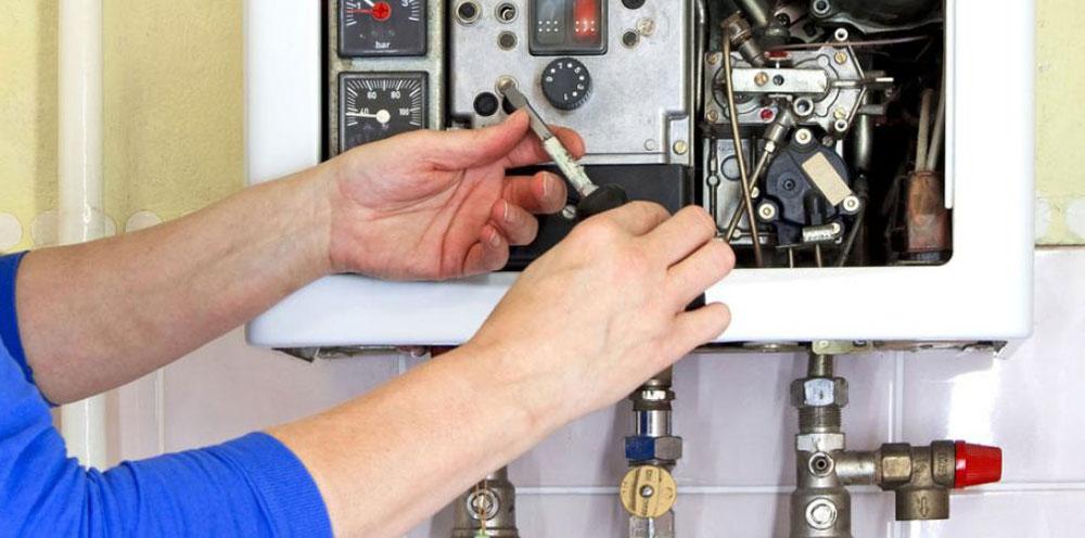 Способы чистки газового котла
