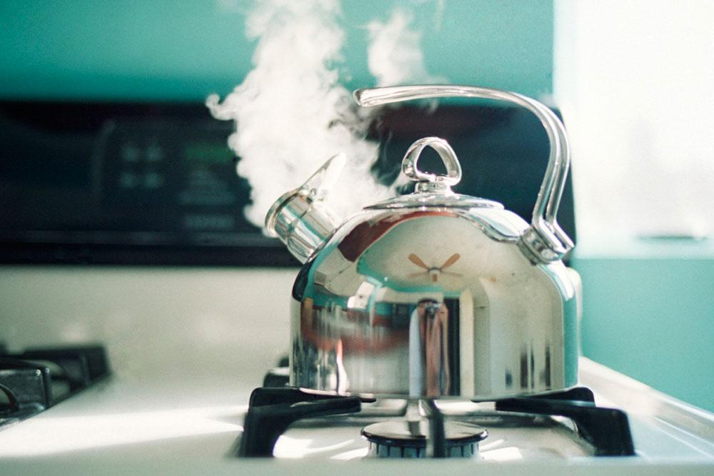 Способы удаления накипи из чайника