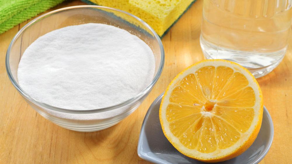 Удалить накипь лимонной кислотой