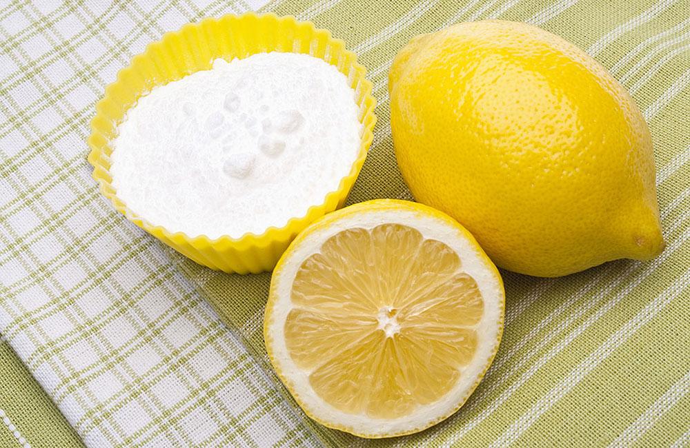 Удаление накипи лимонной кислотой